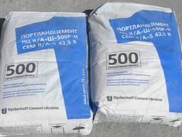 Цемент м500 ольшанского завода