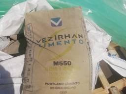 Цемент М550, М500, М400