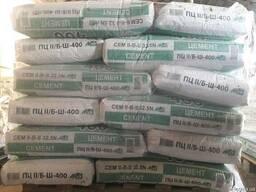 Цемент марки 400 «Міцний дім» (50 кг)