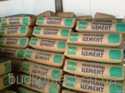 Цемент (пц 2вш-400 кривой рог)