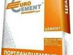 Цемент ПЦ-400, ПЦ-500 Д0 с 2-х складов в Киеве