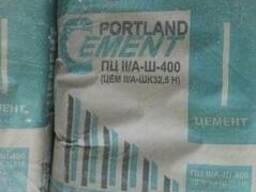 Цемент ПЦ-400. Портланд Цемент 25 кг