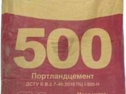 Цемент ПЦ-500 25 кг