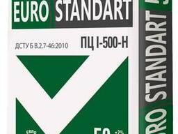 Цемент ПЦ 500 ТМ Евростандарт