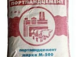 Цемент ПЦ 500 в Луганске