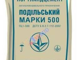 Цемент ПЦ І-500 (ДСТУ Б В.2.7-112-2002)
