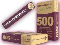 Цемент ПЦ I - 500 - Н