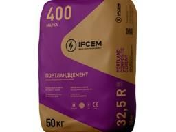 Цемент ПЦ II/Б-К 400 50 кг (Ивано-Франковск) (30 шт/пал. )