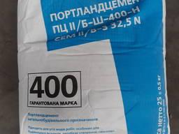 Цемент ПЦІІ/Б-400