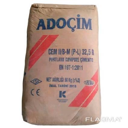 Адочин турецкий цемент м. 550