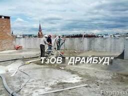 Цементно-піщана стяжка Львів