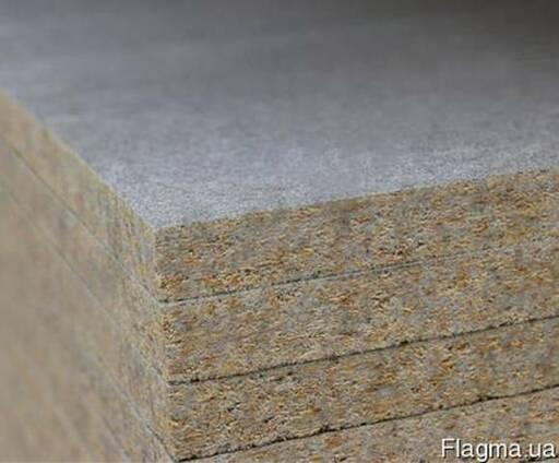 Цементно стружечная плита 10мм