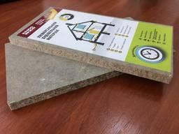 Цементно-стружечная плита ЦСП 1600х1200х10 (мм)