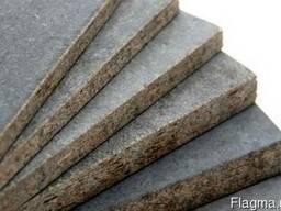 Цементно-стружечная плита размер 8х1250х3000 мм
