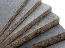 Цементно-стружечные плиты (ЦСП) 10, 12, 16, 20мм