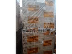Цена на блок керамический Кератерм