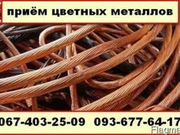 Цена на медь. Покупаем лом меди дорого Киев