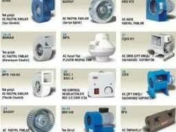 Центробежные вытяжные вентиляторы для кухни, ванной комнаты