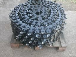 Цепь баровая землеройная L-2,2m, H-140mm Урал-33 с завода
