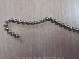 Цепь управления металлическая 4,5 мм