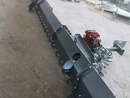 Цепной скребковый конвейер транспортер