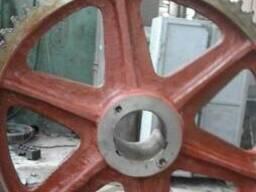 Цепные колеса (звездочки)- ведущие и ведомые к диффузионным