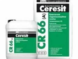 Ceresit СR 66 Эластичная гидроизоляционная смесь
