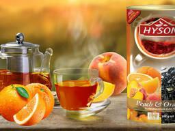 Цейлонский чай Hyson, Tarlton, Thurson, Brentley