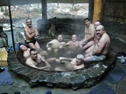 Чан баня для купания от производителя