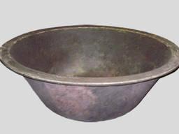 Чан для купання чавунний литий 2,5 м діаметром