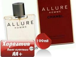 Chanel Allure Homme производства Хорватия Европейское качес