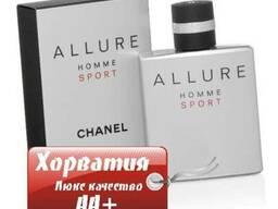 Chanel Allure homme Sport производства Хорватия