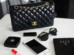 Chanel classic flap женская сумка шанель классика 2, 55