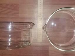 Чаша ЧКЦ кристаллизационная стеклянная с носиком 2л - 500руб