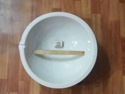 Чаша выпарительная №10 таз миска фарфоровая керамическая