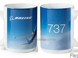 Чашка Boeing 737 Sky Mug