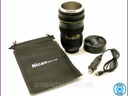 Чашка объектив-термо Nican Cup с подогревом