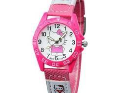 Часы детские Hello Kitty