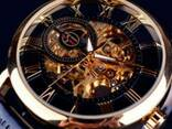 Часы скелетоны Forsining Rich - фото 1