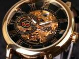Часы скелетоны Forsining Rich - фото 3