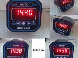 Часы-таймер, UDS-12. R, Т4, от 1 мин. до 23 ч. , 10 ступеней