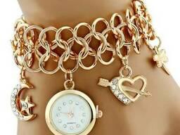 Часы женские с браслетом Duoya CL Oldwik
