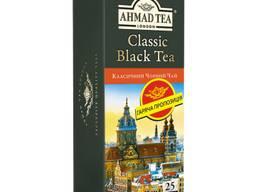 Чай Ahmad Classic Black Tea, черный, пакетики, 50 г