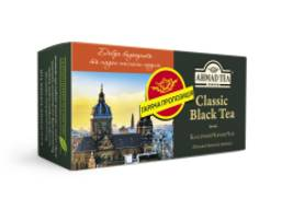 Чай Ahmad Classic Black Tea, черный, пакетики, 40 г