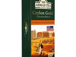 Чай Ahmad Orange Pekoe, черный, пакетики, 50 г