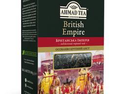 Чай Ahmad Tea British Empire, черный, крупнолистовой, 100 г