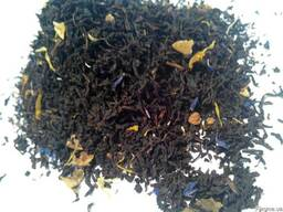 Чай черный с бергамотом Индия и Цейлон от производителя