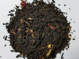 Чай черный с корицей и имбирем весовой опт/розница