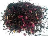 Чай черный с лепестками Розы, Индия - photo 3