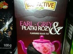 Чай чёрный листовой в ассортименте Big-Active – 80 гр.